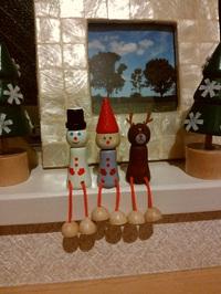 子供の感性 クリスマスオーナメント