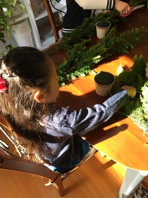 五感を刺激するハーブと生花のワークショップ