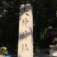 日本最古のパワースポット奈良 三輪神社^_^