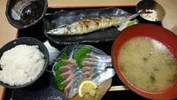 さんま定食 2016/09/10 22:05:00