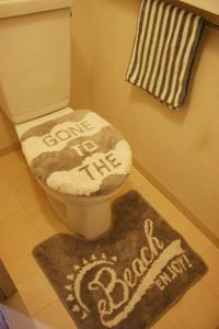 トイレのDIYその2