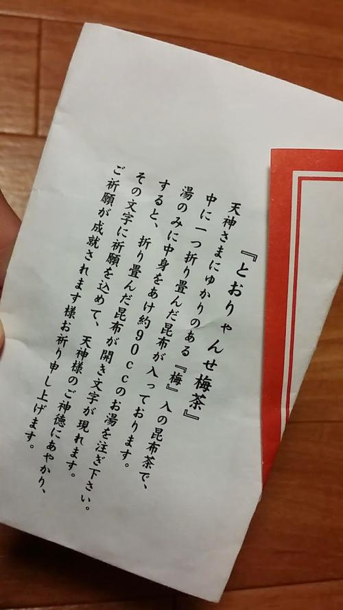 合格祈願!大阪天満宮の通り抜けに行きました!