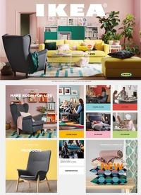 IKEAカタログ2018 USA版を先に拝見!