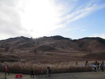 砥峰高原にバイクツーリング♪