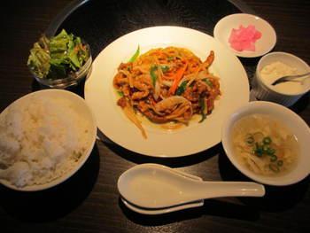 選べる欲張りランチ⭐️江湖菜ジャンフウサイ⭐️ランチパスポート