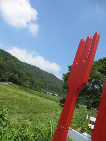 チキンレストランと田舎フェ 『ペサパロ』さん(さんだのおったんブログ♪であったよ^-^/)