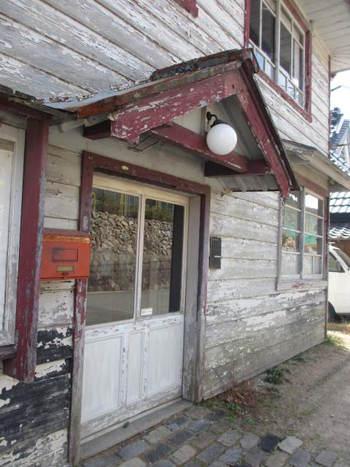 旧郵便局舎ギャラリー&カフェ「コリシモ」
