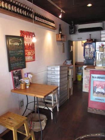 加古川のポップで可愛いバーガー屋さん♪