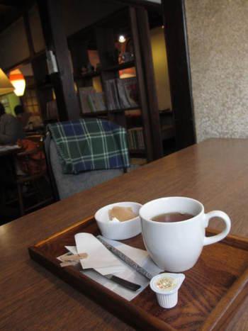 古民家カフェでランチ「空箱」