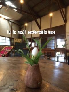南大阪のステキなリノベーションcafe☆海のカフェ高木☆『青空喫茶』