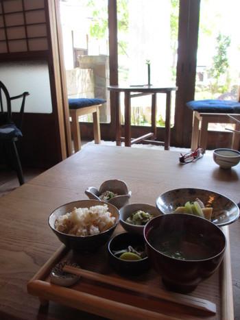 古民家カフェ かふぇ ど 結(ゆい)