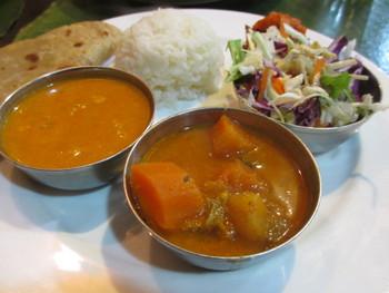 神戸で南インド料理のお店マドラスキッチン★ランパス第7弾!