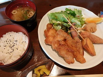 待望の串カツ定食と夏野菜パスタ⭐️ランパス神戸第4弾!
