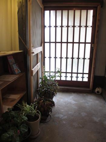 神戸の郊外にある古民家 Cafe Slow Life