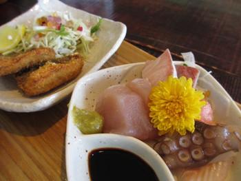 【閉店】豊かな海の幸☆釣人料理 浮子見家(うきみや)