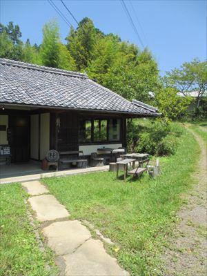 緑に囲まれた古民家☆田舎ごはんとカフェ朴(ボク)☆