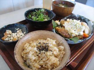 オーガニック野菜農家カフェ☆パブリックキッチンカフェ丹波☆