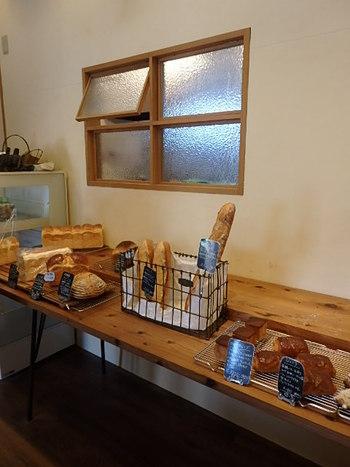 オシャレで可愛いパン屋さん☆プラセボ