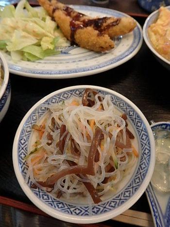 手ごねハンバーグと満足感あり日替わり定食⭐️ランパス神戸第4弾!