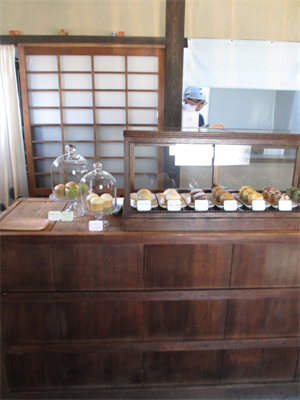 築100年の古民家カフェ☆蒸しぱんCafe 空からこんぺいとう☆