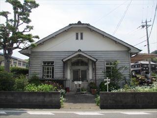 元郵便局舎の木造レトロカフェ☆kobe Ozo Cafe 901☆