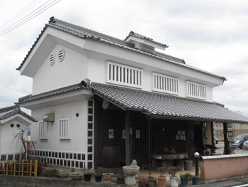 白壁の昭和モダンなカフェ☆NATURAL KITCHEN ゆと