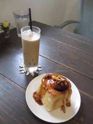 究極のシナモンロール編☆Cafe PIPINEO☆