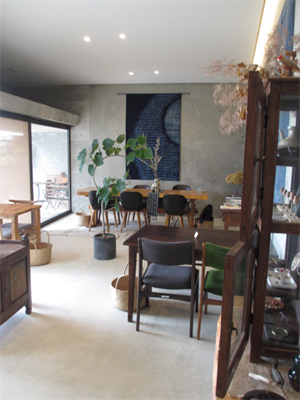 シックでお洒落な隠れ家カフェ☆TOU CAFE&ギャラリー☆