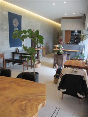 ステキな隠れ家カフェ☆tou cafe and gallery☆