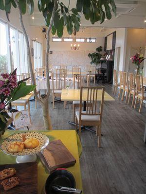 高台にある素敵なレストラン☆皿の上の自然☆