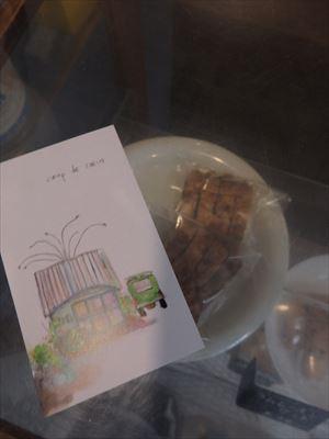 小さな可愛い焼き菓子屋さん☆coup de coeur(クードクール)