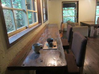 森の中にある築50年以上の琉球古民家カフェ☆ハコニワカフェ☆
