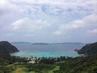エメラルドグリーンの海☆慶良間諸島~渡嘉敷島