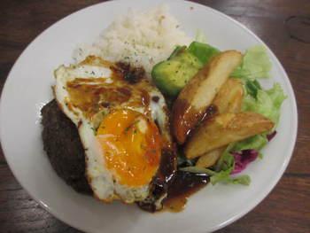 神戸ランチパスポート♪でランチ~ハワイアンカフェ「Bora bora」