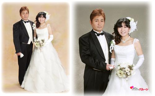 ご婚礼写真の撮影でした♪♪