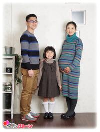 【家族写真】いちかちゃん★