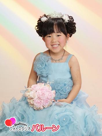 さちえちゃん 一歳のお誕生記念写真