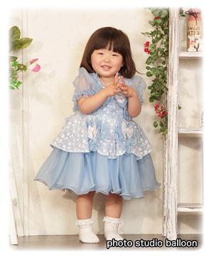 【赤ちゃん・ドレス】りんかちゃん&れいちゃん★★