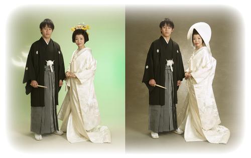 ・°☆.スタジオバルーンの婚礼写真 ☆.。.:*・°☆.