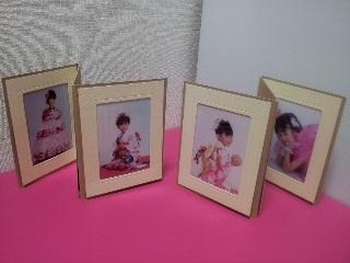 みうちゃん&ゆいちゃんの七五三写真