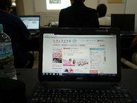 ブログ勉強会に参加@大阪 千里丘 シティライフ