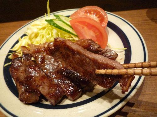 お肉!柔らかいし味付けが最高!!牛肉のステーキ