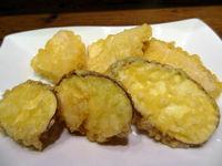 今が旬の筍を天ぷらで!