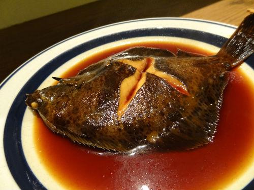 美味しそう!カレイの煮付け(^^)