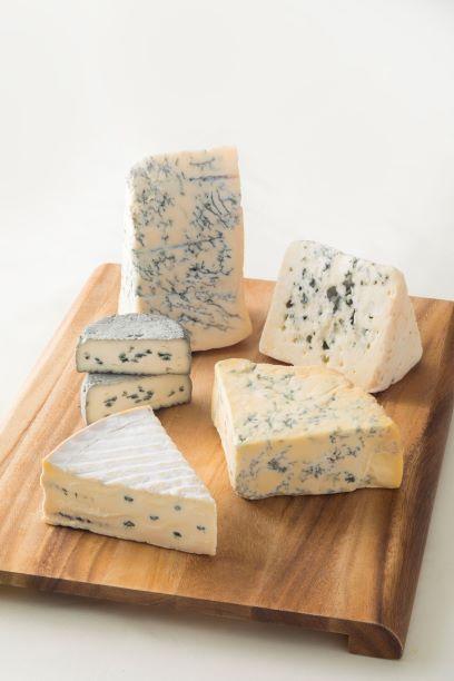 2020世界のチーズの販売ブース