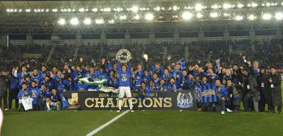 2冠達成☆J1リーグ優勝!そしていよいよ天皇杯決勝へ