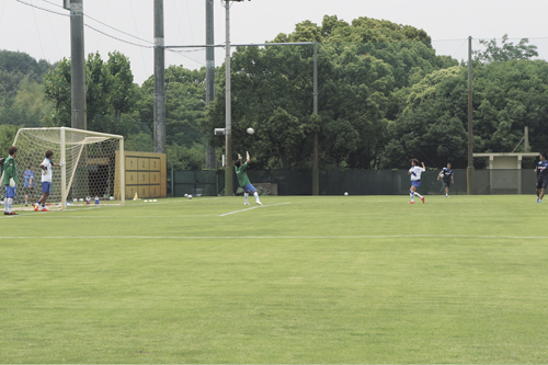 ガンバ通信 7月号