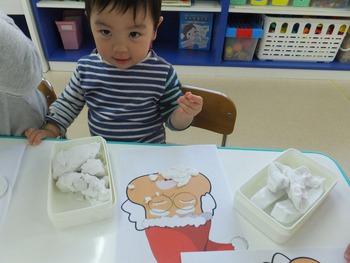 CLOVER 児童園~12月Acorn Class~☆