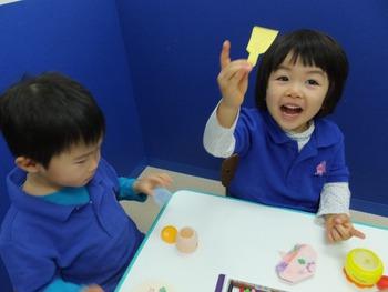 CLOVER児童園~12月Star Class~☆