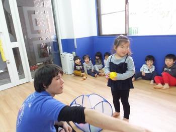 CLOVER 児童園~1月Acorn Class~☆